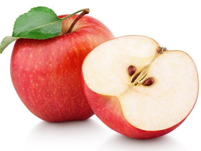 درخت سیب قرمز