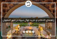 خرید و فروش عمده نهال میوه شناسنامه دار جهادکشاورزی در شهر اصفهان